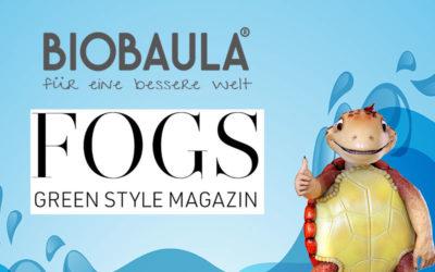 FOGS Green Style Magazin