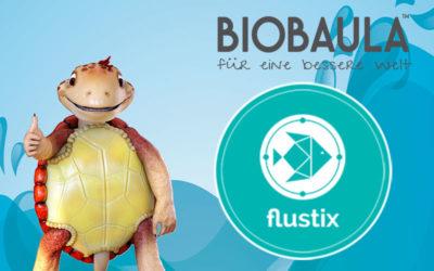 Flustix über Biobaula