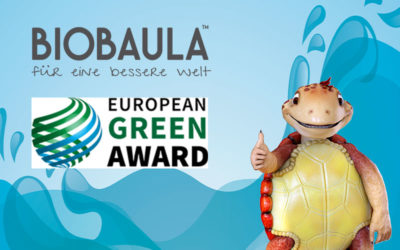 European Green Award Nominierung 2021